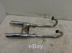 Bmw R1200cl R1200c R1200 Exhaust Muffler System Head Pipes 1996-2004