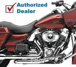 Cobra Exhaust Power Port True Duals Head Pipes Headers 2010-2016 Harley Touring
