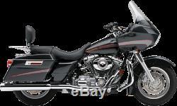 Cobra True Duals Dual Head Pipes Headers Exhaust 1995-2006 Harley Touring Bagger