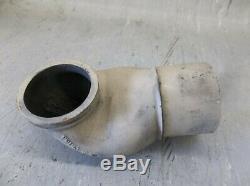 Cummins Cobra Head Exhaust Outlet Pipe #3927862