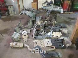 D269 Honda Trx500 Trx 500 Foreman Rubicon 4x4 01 04 Hn2 Exhaust Head Pipe
