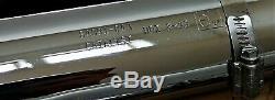 E4 FAT BOY HARLEY SOFTAIL TÜV AUSPUFF Exhaust Schalldämpfer 64891-04A Heritage