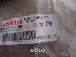 Genuine Yamaha exhaust head pipe 33D-14611-00-00 YZ450F 2010 2011 2012 2013