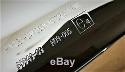 HARLEY TÜV AUSPUFF Exhaust Schalldämpfer Street Glide Electra Road E- 65949-09