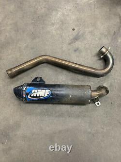 HMF EXHAUST Honda trx450r muffler header head pipe trx 450r Trx450er 450er