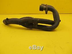 HONDA 350X ATC ATC350X 350 X OEM Exhaust Head Pipe Very nice paint