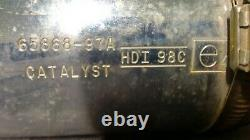 Harley Davidson Dyna FXDX BJ'99 Auspuff Endtopf