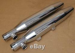 Harley original Auspuff Exhaust Muffler Schalldämpfer Sportster XL 04-13