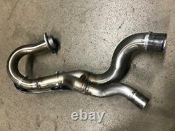 Header Head Pipe Exhaust Honda Crf450r Crf 450r 2019 2020 19 20 18320-mke-a70
