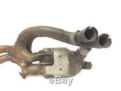 Honda 2002-2009 VFR800 800 Interceptor OEM Muffler Exhaust Head Header Pipe (#4)