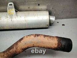 Honda 400ex exhaust header head pipe big gun muffler 99-04 FREE SHIPPING