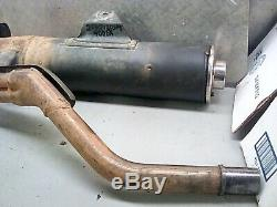 Honda 400ex exhaust muffler header head pipe OEM FREE SHIPPING