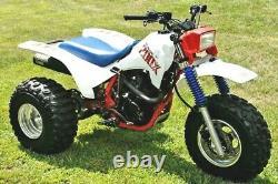 Honda Atc200x, Atc 200x Dg Full Exhaust System, Head Pipe, Muffler, 1986-1987