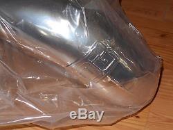Honda Atc250r, Atc 250r Dg Xtreme Chrome Exhaust Head Pipe 85-86
