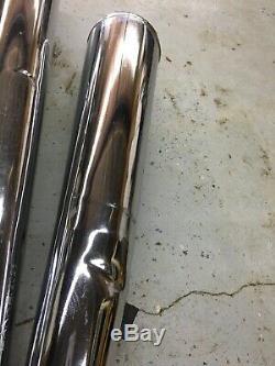 Honda Cb750k Exhaust Muffler header pipe head gasket flange 75-82 cb750 1974