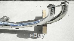 Honda OEM Goldwing GL1100 RIGHT Exhaust Header Muffler Silencer Head Pipe Can