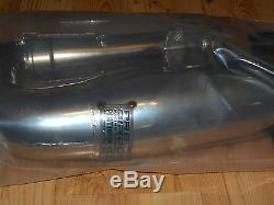 Honda Trx250r, Trx 250r Pro Circuit Platinum Exhaust Head Pipe 1986-1989