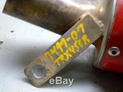 Honda trx450r full HMF exhaust header head pipe muffler 06-14 trx 450r FREE SHIP