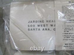 Jardine Exhaust System 1984 1985 Honda Atc125 Nos Muffler Head Pipe Header