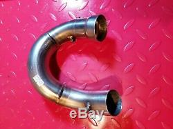 KTM SXF450 SXF 450 2007-2012 FMF HEAD PIPE EXHAUST HEADER exhaust assembly