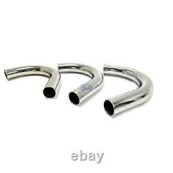 Kawasaki S2 Stock Replacement Exhaust Header Head Pipes