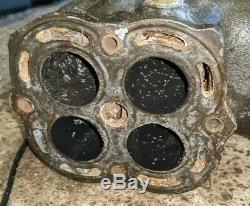 Kawasaki STX-15F STX 15F exhaust manifold muffler head pipe body header ULTRA LX