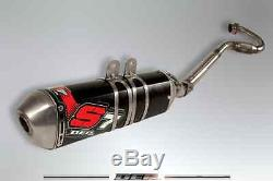 Ktm250 Sxf 2013-15 S7r Full Exhaust System Boost Head Pipe Silencer