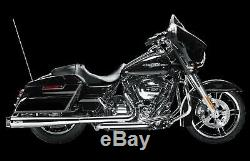 Magnaflow Ness Tru-dual Head Pipe Chr Flh/flt 09-16 Chrome 7210205