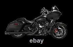 Magnaflow Pro Dual Head Pipes Black H-d Black 7210606
