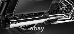 Magnaflow Pro Dual Head Pipes Chr Flh/flt 09-16 Chrome 7210605