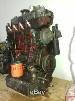 Mg metro turbo 1275 engine/exhaust down pipe/intercoller/gearbox/head