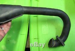 Montesa Cota 348 Exhaust System Muffler Head Pipe p/n 5160.038 51M 1976-1983