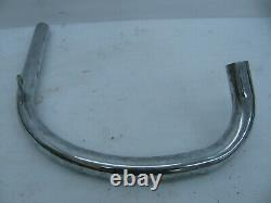 NOS exhaust head pipe made in England 2706 motorcycle Triumph