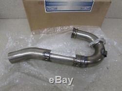 Nos 04-09 Yamaha Yfz450 Yfz 450 Gytr Oem Titanium Exhaust Headpipe Head Pipe