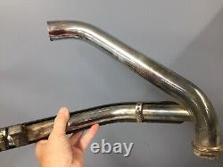 (O. E. M.) Harley Davidson Exhaust Head header Pipes Shovelhead FXB FXSB FXS FXWG