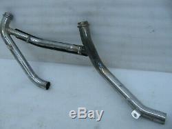 Original Harley Davidson Exhaust Head header Pipes Shovelhead FXB FXSB FXS FXWG