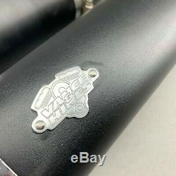 Original Vance & Hines Monster Ovals Harley-Davidson Touring Endtöpfe