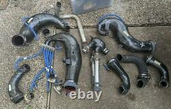 Polaris Virage TX 1200 TRIPLE RACING exhaust head pipe pipes expansion Withsleeper