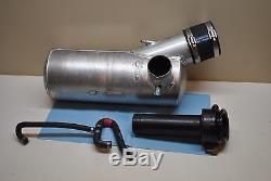 Seadoo 4 Tec Exhaust Muffler & Head Pipe Assembly 2009 Rxt 274001350 274001354