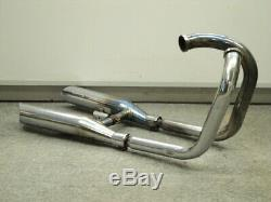Suzuki VS 800 VS800 Intruder #9521 Exhaust Headers / Head Pipes with Mufflers