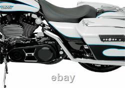 Vance & Hines 16799 Dresser Duals Exhaust Header Head Pipes (Chrome)