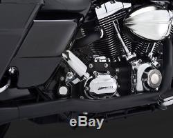 Vance & Hines 46799 Dresser Duals Exhaust Header Head Pipes (Black)