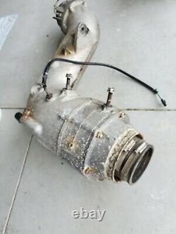 YAMAHA EXHAUST PIPE Header D mid Muffler GPR GP1200R GP 1300R XLT 1200 1200R R
