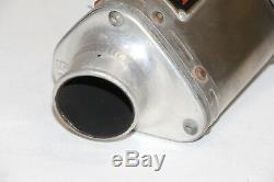 YOSHIMURA TRS Yamaha YFZ450 slip on exhaust head pipe silencer YFZ 450 04-08 T13