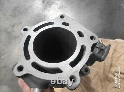 Yamaha 1800 FX HO VXR VXS exhaust head pipe muffler manifold FZR FZS