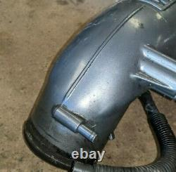 Yamaha wave runner raider 1100 exhaust muffler head pipe outer cover 63M venture