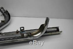 Z 2010 10 Harley Flht Flhtcui Electra Glide Exhaust Header Head Pipe Manifold